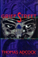 [Book Cover Graphic:Grief Street]
