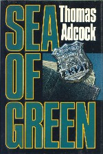 [Book Cover Graphic:Sea of Green]
