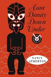[Book Cover graphic:Aunt Dimity Down Under]