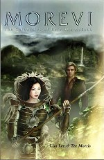 [Book Cover graphic:Morevi: The Chronicles of Rafe and Askana]
